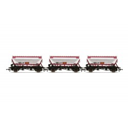 CDA Hopper Wagons, Three...