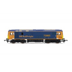 GBRf, Class 73, Bo-Bo,...