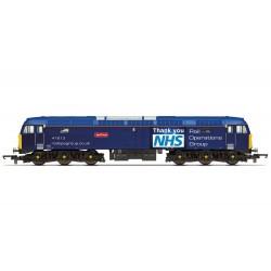 ROG, Class 47, Co-Co, 47813...