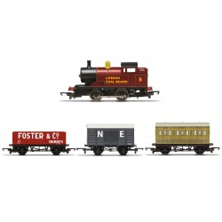 Steam Engine Train Pack