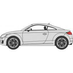 Floret Silver Audi TT Coupe