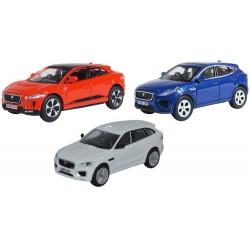 Jaguar F E and I Pace 3...