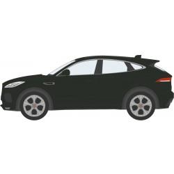 Jaguar E Pace Santorini Black