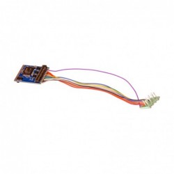 LokPilot 5 DCC, 8-pin NEM652