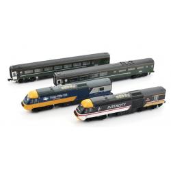 Class 43 HST 43002/185 GWR...