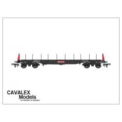 BBA Wagon - Railfreight...