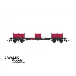 BLA Wagon - Railfreight...