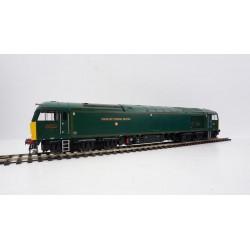 Class 60 081 'Isambard...