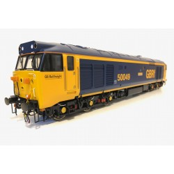O Gauge - Class 50 50049...