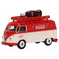 VW T1 Van/Bottle Coca Cola
