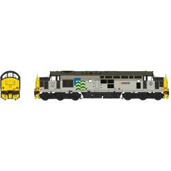 """Class 37 418 """"Pectinidae""""..."""