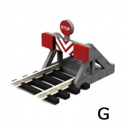 G Scale Buffer Stop...