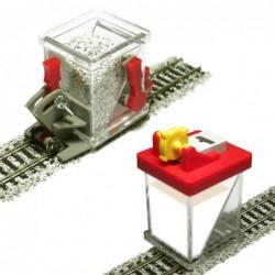 HO/OO Ballast Spreader Car...