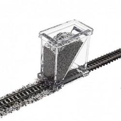 N Scale Ballast Spreader