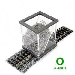 O Scale Ballast Spreader...