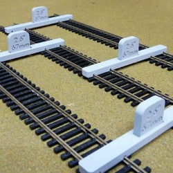HO/OO Scale Parallel Track...