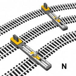 N Scale Adjustable Parallel...