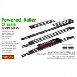 Powered Railer O Scale