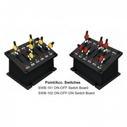 Point Control Switch Board...