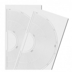 Embossed PVC Sheets (Curved...