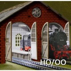 H0-00 Double Engine Loco...