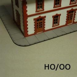 H0/00 Sidewalks Concrete