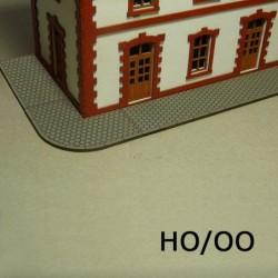 H0/00 Sidewalks Hexagon