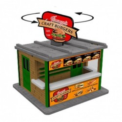 O Scale Jimmy's Burger...