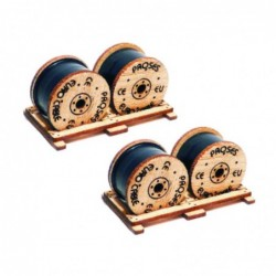 4 X Cable Drums (Kit)