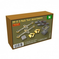5 Pack Tool Assortments for N