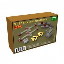 5 Pack Tool Assortments for TT