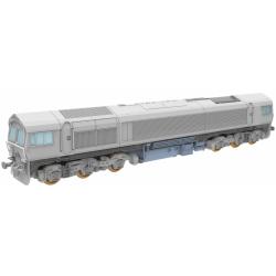 Class 59 59204 National...
