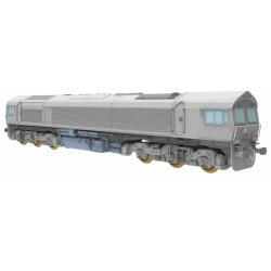 Class 59 59206 DB Schenker...