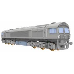 Class 59 59005 Foster...