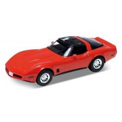 Chevrolet Corvette 1982 Red