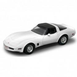 Chevrolet Corvette 1982 White