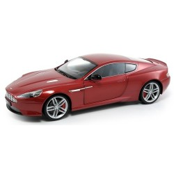 Aston Martin DB9 Coupe Red