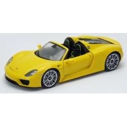 Porsche 918 Spyder Yellow -...