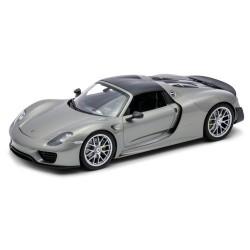 Porsche 918 Spyder Grey -...