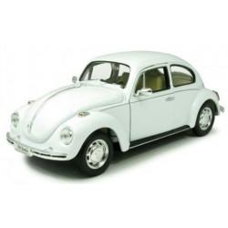 VW Beetle Hard Top White