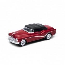 Buick Skylark Soft Top Red