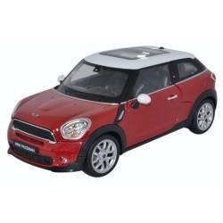 Mini Cooper S Paceman Red