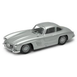 Mercedes Benz 300 SL Silver