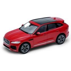 Jaguar F Pace Red