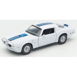 Pontiac Firebird 1972 White