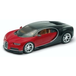 Bugatti Chiron Red