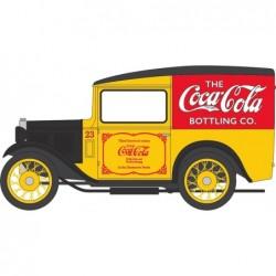 Austin Seven Van Coca Cola