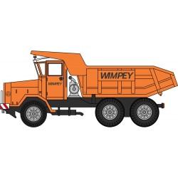 AEC 690 Dumper Truck Wimpey