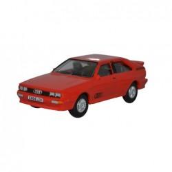 Audi Quattro Tornado Red