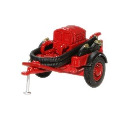 Red Coventry Climax Pump...